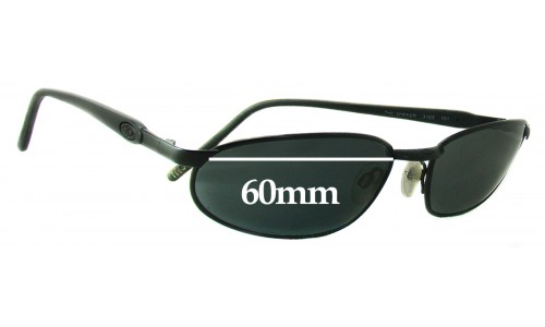 Sunglass Fix Sunglass Replacement Lenses for Killer Loop K3103 The Shaker - 60mm Wide