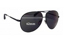 Sunglass Fix Sunglass Replacement Lenses for Marc by Marc Jacobs MMJ 226/S - 62mm Wide