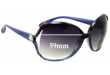 Sunglass Fix Sunglass Replacement Lenses for Marc by Marc Jacobs MMJ 163/S - 59mm Wide