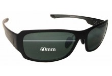 Sunglass Fix Sunglass Replacement Lenses for Maui Jim Bamboo Forest MJ415 - 60mm Wide