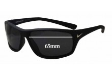 Sunglass Fix Sunglass Replacement Lenses for Nike Adrenaline EVO606 - 65mm Wide
