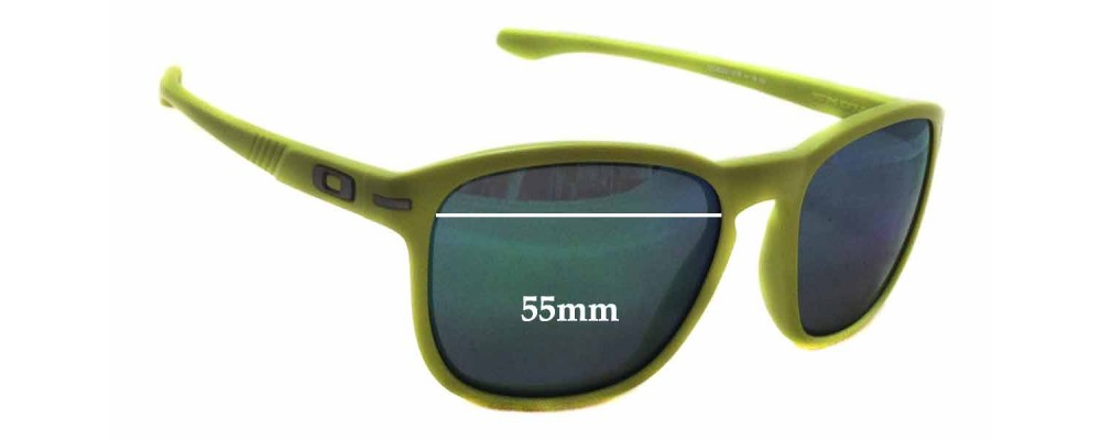 635ffdaa99 Oakley Enduro 9223 Sunglass Replacement Lenses - 55mm wide - 44mm tall