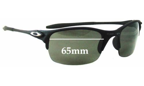 Sunglass Fix Sunglass Replacement Lenses for Oakley BD5949 - 65mm Wide