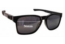 Sunglass Fix Sunglass Replacement Lenses for Oakley Catalyst OO9272 - 56mm Wide