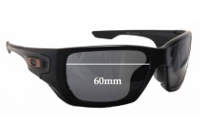 Sunglass Fix Sunglass Replacement Lenses for Oakley Style Switch OO9216 - 60mm Wide