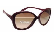 Sunglass Fix Sunglass Replacement Lenses for Oakley Sweet Spot OO9169 - 57mm - 58mm Wide