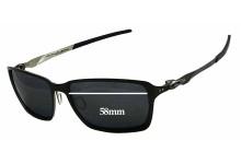 Sunglass Fix Sunglass Replacement Lenses for Oakley Tincan OO4082 - 58mm Wide