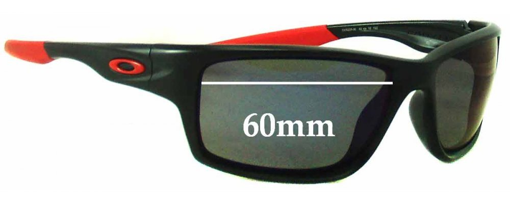 24a308700c Sunglass Fix Sunglass Replacement Lenses for Oakley Canteen Rectangle  OO9225 - 60mm Wide