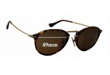 Sunglass Fix Sunglass Replacement Lenses for Persol 3046-S - 49mm Wide