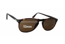Sunglass Fix Sunglass Replacement Lenses for Persol 9649-S - 52mm Wide x 46mm Tall
