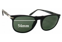 Sunglass Fix Sunglass Replacement Lenses for Persol 2994-S - 54mm Wide