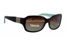 Sunglass Fix Sunglass Replacement Lenses for Ralph Lauren RA5049 - 54mm Wide