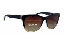 Sunglass Fix Sunglass Replacement Lenses for Ralph Lauren RA5196 - 54mm Wide