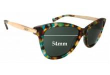 Sunglass Fix Sunglass Replacement Lenses for Ralph Lauren RA5201 - 54mm Wide