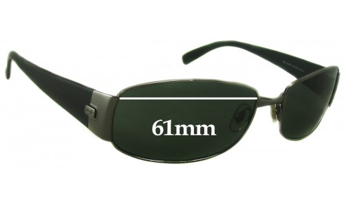 Sunglass Fix Sunglass Replacement Lenses for Ray Ban RB3238 - 61mm Wide