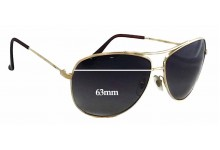 Sunglass Fix Sunglass Replacement Lenses for Ray Ban RB3293 - 63mm Wide