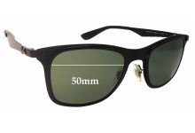 Sunglass Fix Sunglass Replacement Lenses for Ray Ban RB3521-M - 50mm Wide