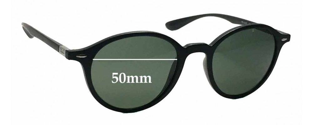 846d3eebda7 Ray Ban RB4237 Sunglass Replacement Lenses - 50mm wide