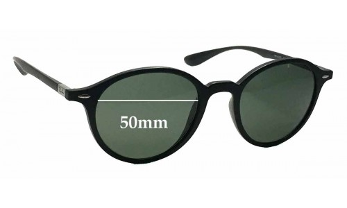 Sunglass Fix Sunglass Replacement Lenses for Ray Ban RB4237 - 50mm wide