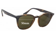 Sunglass Fix Sunglass Replacement Lenses for Ray Ban RB4258 - 50mm Wide
