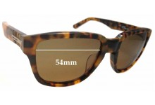 Sunglass Fix Sunglass Replacement Lenses for Rip Curl T-Street - 54mm Wide