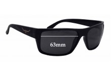 Sunglass Fix Sunglass Replacement Lenses for R.M. Williams Barwon - 63mm Wide