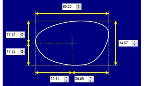 Sunglass Fix Sunglass Replacement Lenses for Ray Ban B&L Vulcan V2963 - 60mm Wide