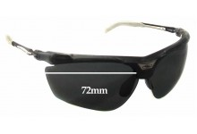 Sunglass Fix Sunglass Replacement Lenses for Rudy Project Magster - 72mm Wide