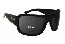 Sunglass Fix Sunglass Replacement Lenses for Sabre Cactus - 69mm Wide