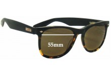 Sunglass Fix Sunglass Replacement Lenses for Sabre The Village - 55mm Wide