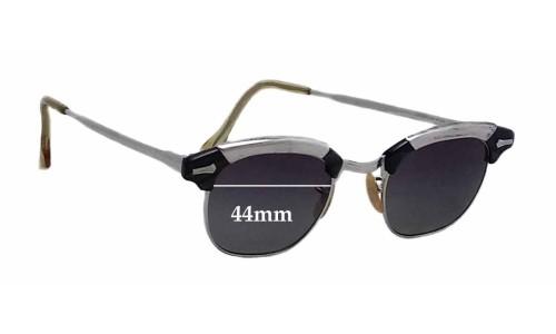 Sunglass Fix Sunglass Replacement Lenses for Shuron 4 1/2 - 5 1/2 - 44mm Wide