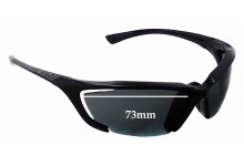 Sunglass Fix Sunglass Replacement Lenses for Specialized Halftime - 73mm Wide