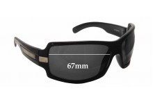 Sunglass Fix Sunglass Replacement Lenses for Spotters Cosmic - 67mm Wide