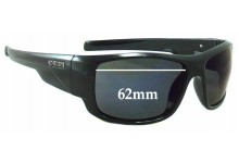 Sunglass Fix Sunglass Replacement Lenses for Spotters Droid - 62mm Wide