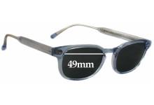 Sunglass Fix Sunglass Replacement Lenses for Steven Alan Monroe - 49mm Wide
