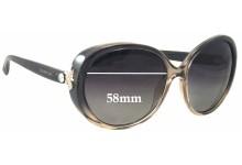 Sunglass Fix Sunglass Replacement Lenses for Swarovski Ciara SW28 - 58mm Wide