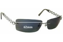 Sunglass Fix Sunglass Replacement Lenses for Salvatore Ferragamo 1045 - 62mm Wide