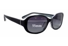 Sunglass Fix Sunglass Replacement Lenses for TC Charton Regina - 55mm Wide