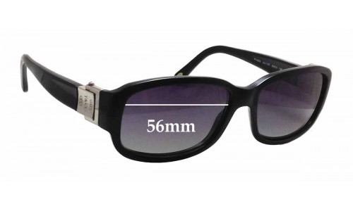 Sunglass Fix Sunglass Replacement Lenses for Tiffany & Co TF 4002 - 56mm Wide x 36mm Tall