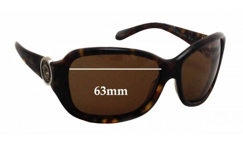 Sunglass Fix Sunglass Replacement Lenses for Tiffany & Co TF 4003-B - 63mm Wide x 44mm Tall