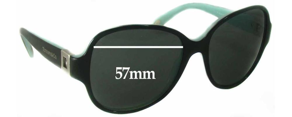 c2f4b5b8f89 Sunglass Fix Sunglass Replacement Lenses for Tiffany   Co TF4046-B - 57mm  Wide