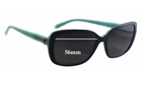 Sunglass Fix Sunglass Replacement Lenses for Tiffany & Co TF4092 - 56mm Wide