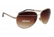90c9f6d63d Sunglass Fix Sunglass Replacement Lenses for Tom Ford Charles TF35 - 62mm  wide