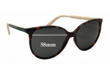 Sunglass Fix Sunglass Replacement Lenses for Tommy Hilfiger / Specsavers TH Sun Rx 16 - 58mm Wide