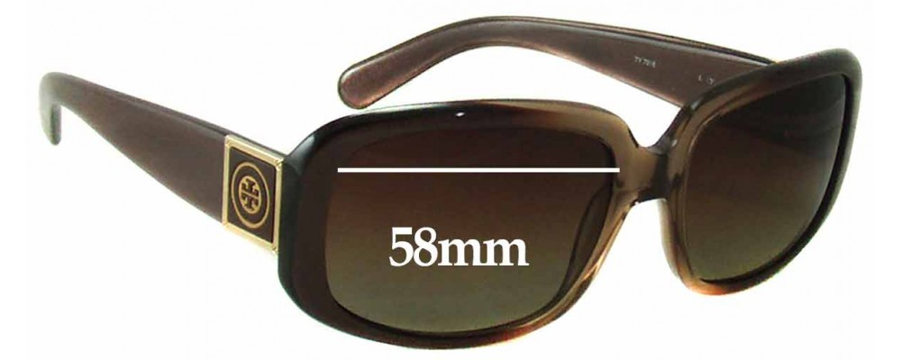 Tory Burch TY7018 Sunglass Replacement Lenses