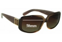 Sunglass Fix Sunglass Replacement Lenses for Tory Burch TY7018 - 58mm Wide