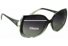 Sunglass Fix Sunglass Replacement Lenses for Vogue VO2695-S - 59mm Wide