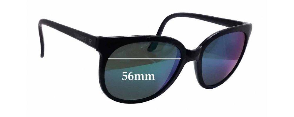 8519b04b3a2b Sunglass Fix Sunglass Replacement Lenses for Vuarnet Pouilloux 002 - 56mm  wide