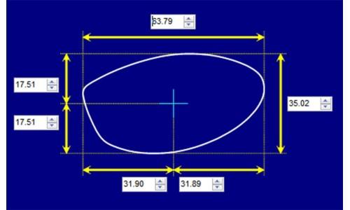 Sunglass Fix Sunglass Replacement Lenses for Arnette AN1001 - 64mm wide