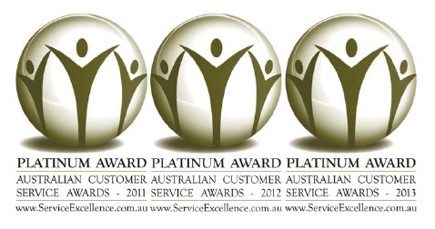 The Sunglass Fix Wins the Highest Rating for Service 3 yeas in a Row, The First Company to every achieve this in Australia